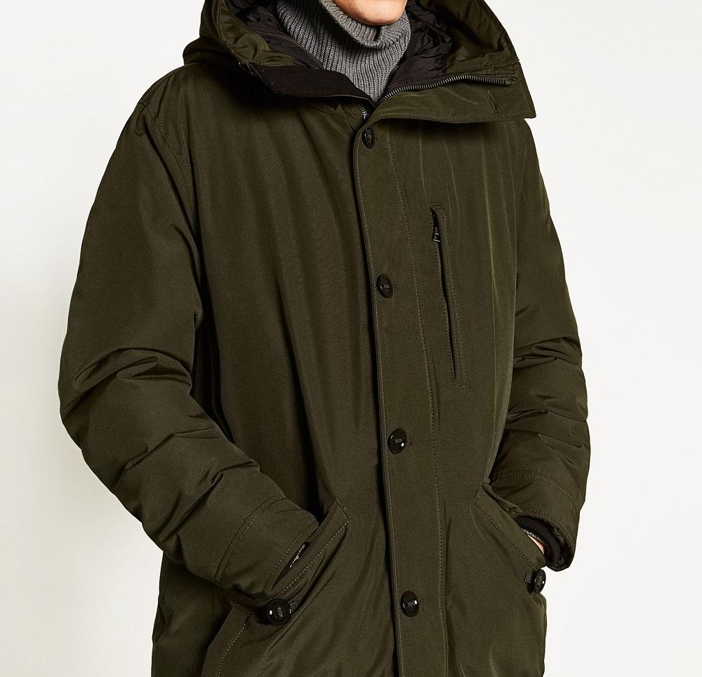 Los mejores abrigos de Zara para este invierno A Cuatro Lados