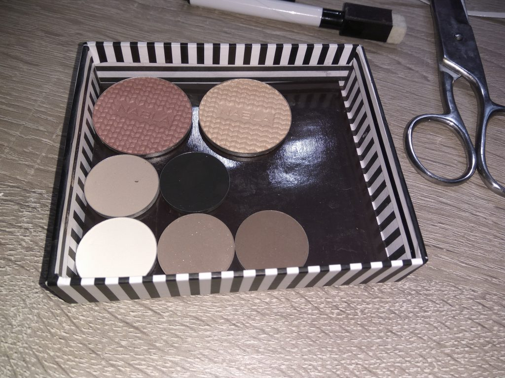 paleta imantada DIY barato
