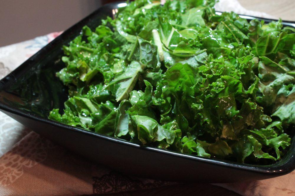 kale chips de kale