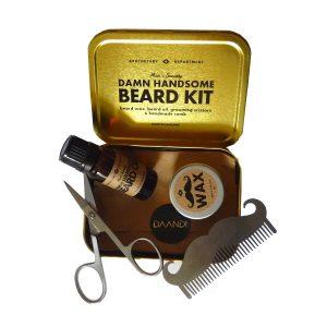 Kit De Cuidado Para La Barba