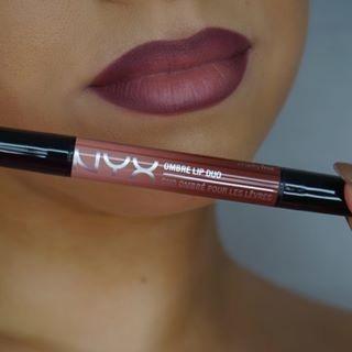 ombre lips nyx