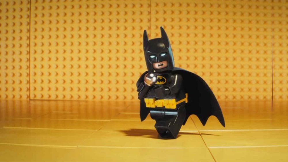 crítica lego batman