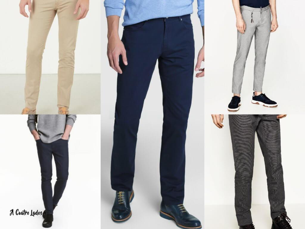 Pantalones con rodilleras, tejidos resistentes, multibolsillos, elásticos, y más. Todas las prendas son combinables con una gran variedad de vestuario laboral para obtener un conjunto completo.