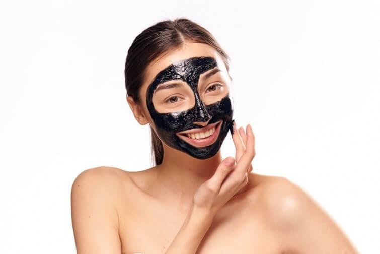 mascarillas de carbón