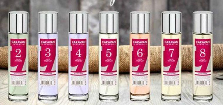 Lista De Equivalencias Caravan Caravan Perfumes A Cuatro Lados