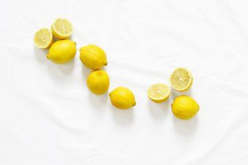 beneficios del limón para la salud