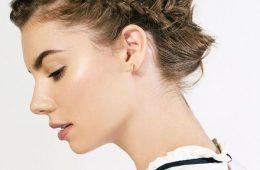 estilos de trenzas para cabellos cortos