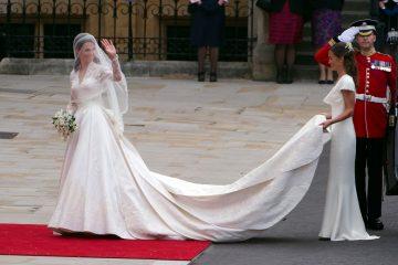 Tendencias de vestidos inspirados en novias de la realezaes lo más top en cuanto a bodas. El mundo espera con entusiasmo cuando la novia real más reciente se abre