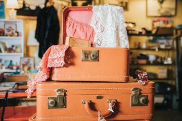 artículos que no se necesitanen un viaje