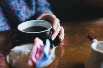 por qué es bueno tomar café