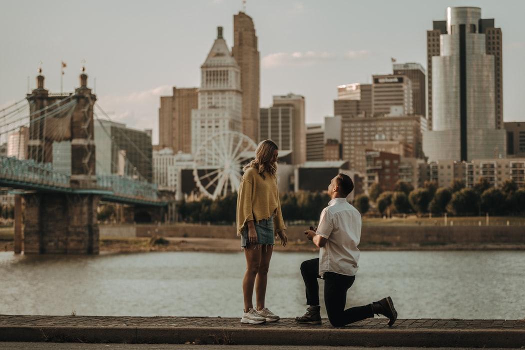 hacer que tus fotos de compromiso sean únicas