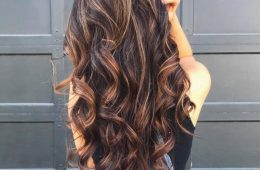 reflejos perfectos en el cabello