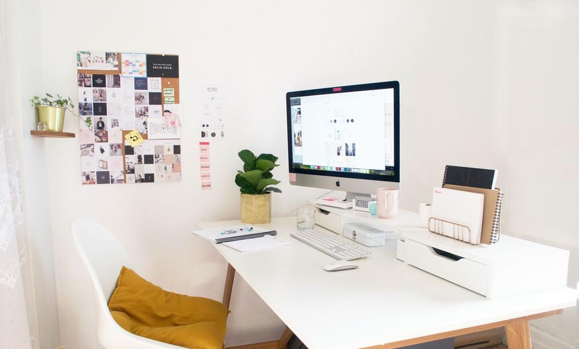 consejos para crear una oficina en casa