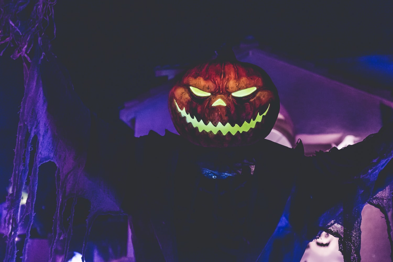 decoraciones de Halloween DIY