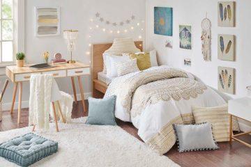 ideas simples para decorar un dormitorio