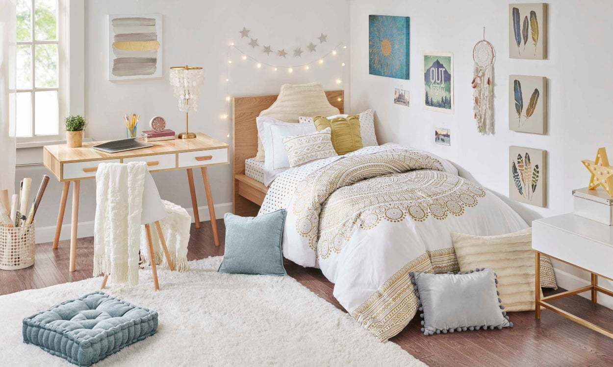 ideas simples para decorar un dormitorio
