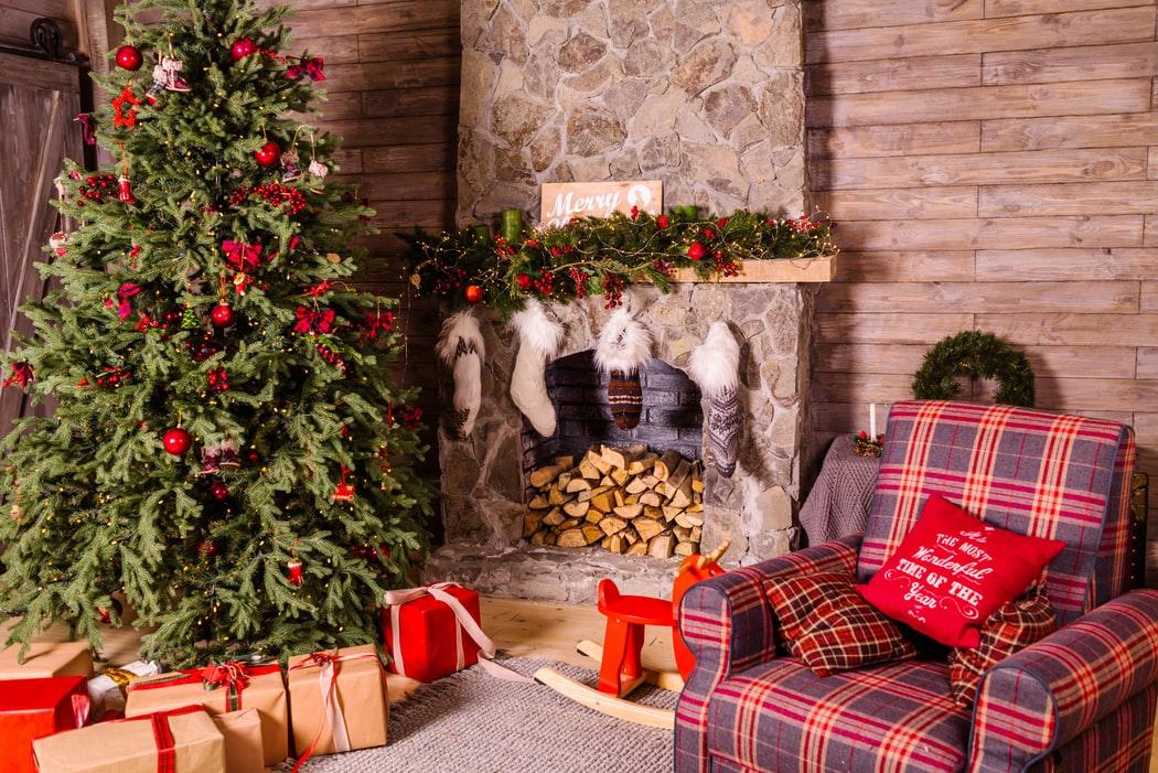 decora tu habitación en diciembre
