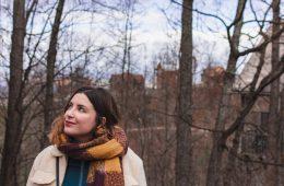 maneras de usar bufandas en otoño