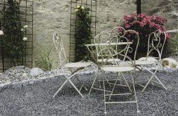 Selecciona los mejores muebles para tu jardín