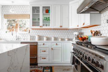 cómo hacer que tu cocina se vea mejor.