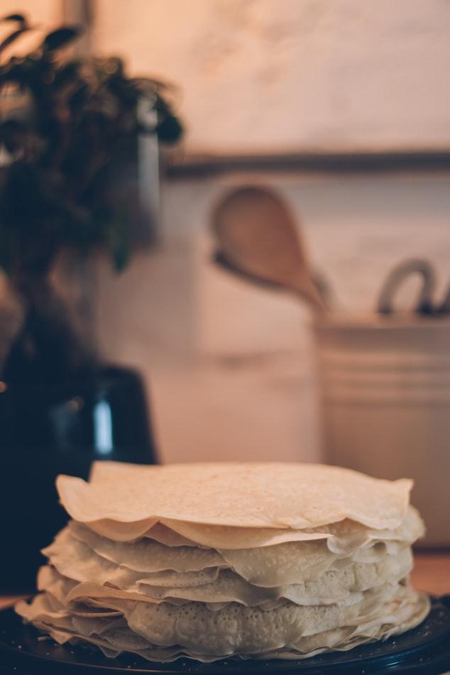 receta de crepas francesas