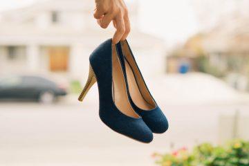 zapatos de salón para las cenas navideñas