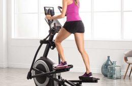 Beneficios de ejercitarse en una bicicleta elíptica