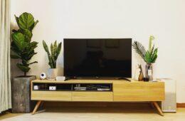 qué debes considerar al comprar un mueble para TV