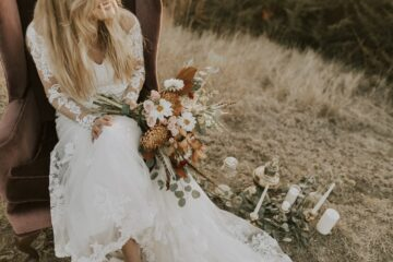 Se puede comprar un vestido de novia en línea