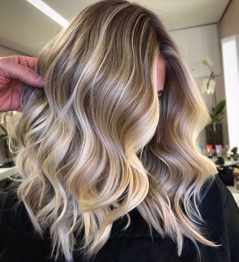 cabello reflejos