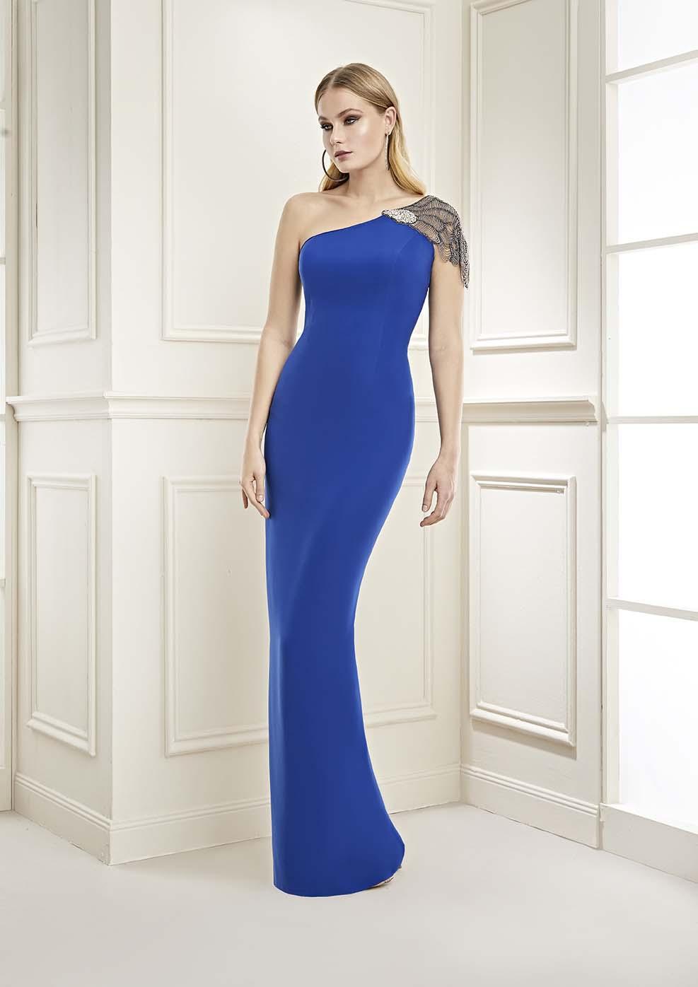 Vestido azul online