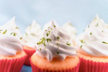 cupcakes de zanahoria receta