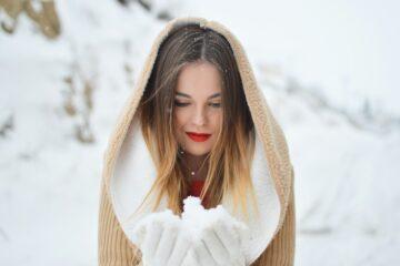 cómo lucir radiante en Navidad