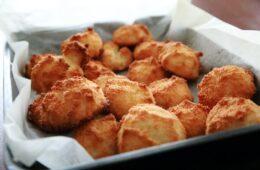 receta saludable de pollo frito