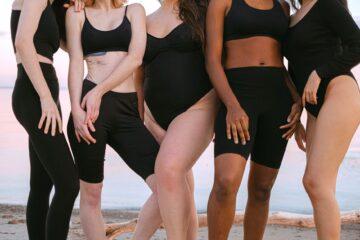 hábitos de mujeres para estar en forma