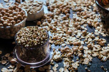 granos bajos en carbohidratos