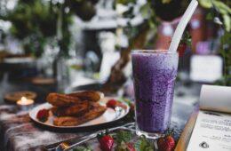 receta de batido de frutas