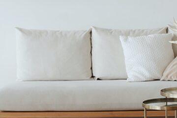 cómo cuidar tus muebles blancos