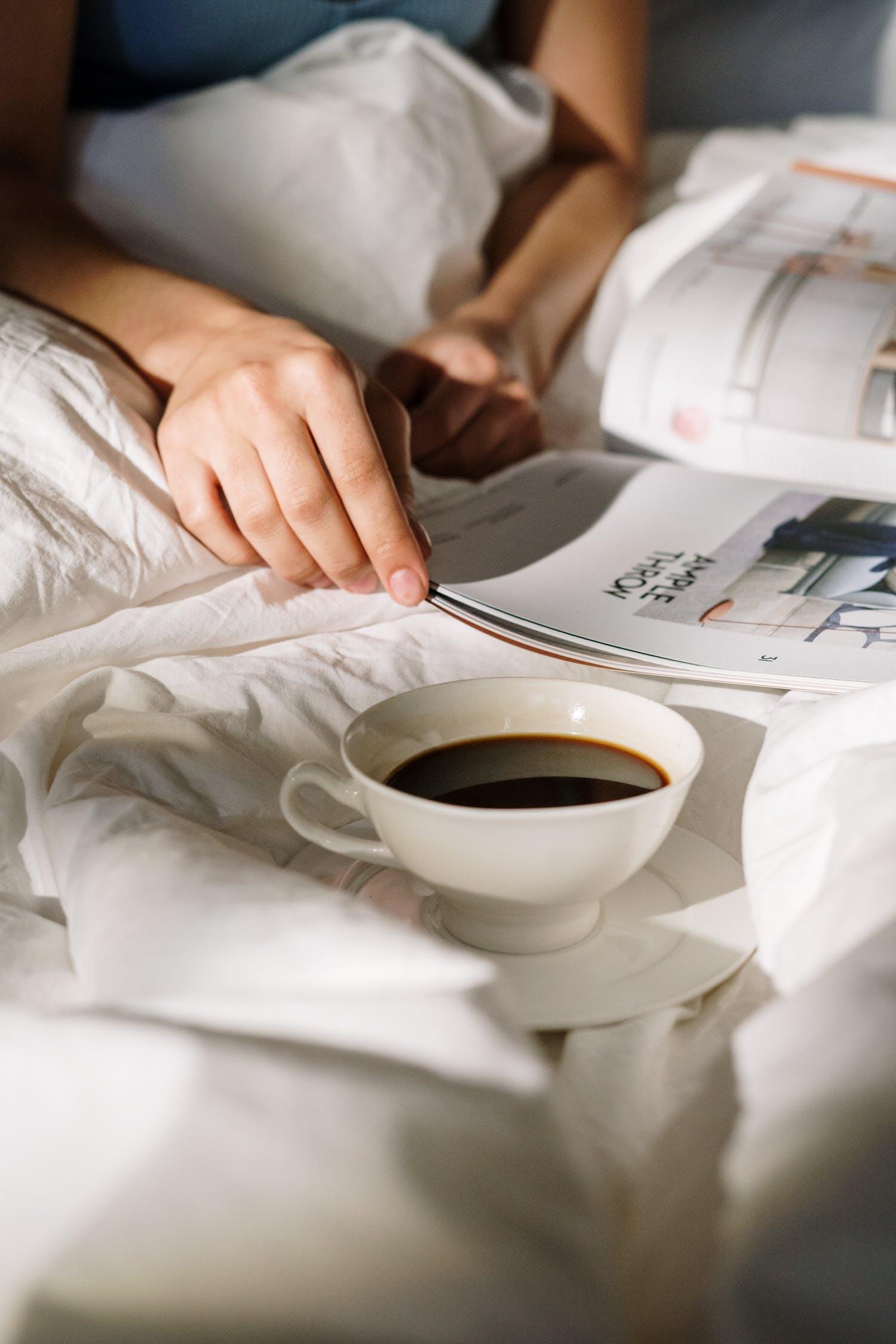 suscripción de café continua